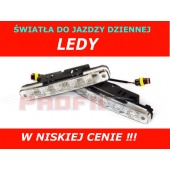 Lampy dzienne LED 507HP