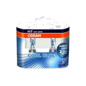 Halogen OSRAM COOL BLUE Intense H7 12V 55W DUO