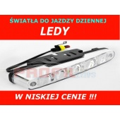 Lampy dzienne LED 506HP